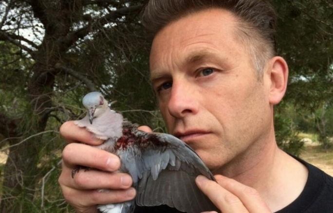 Chris Packham – Tales from the Frontline of Conservation