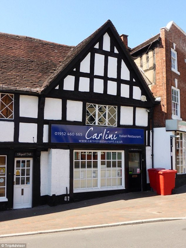 Carlini Restaurant in Shropshire will now most certainly face investigations