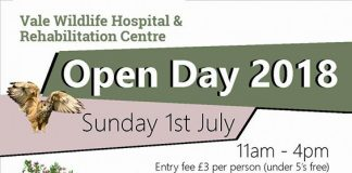 Vale Animal Hospital Open day 1st July 2018