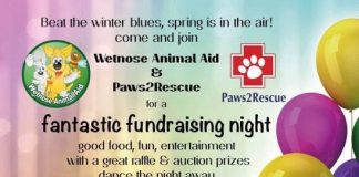 Wetnose Animal Aid and Paws2Rescue